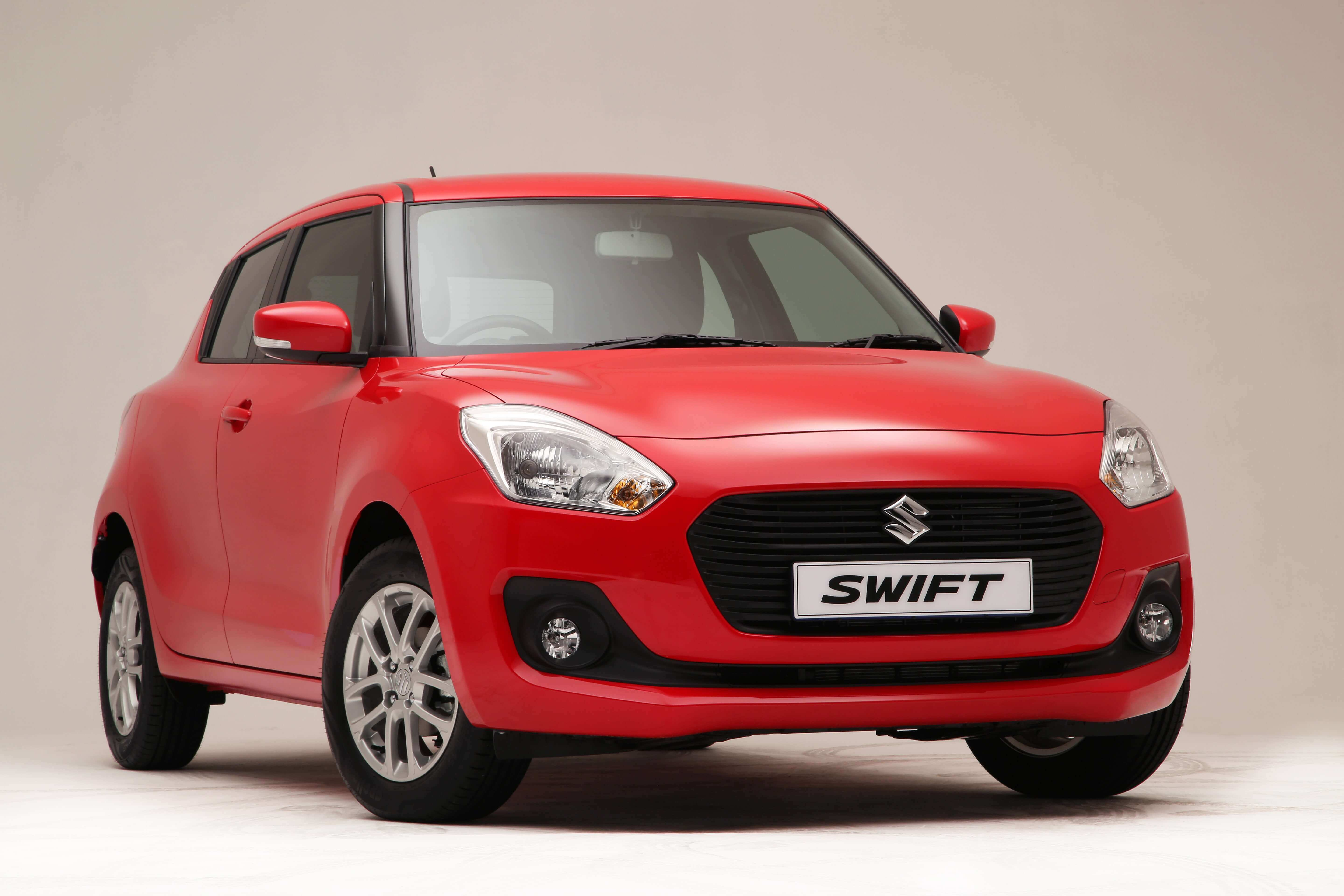 Suzuki Swift offers features and is easy to drive