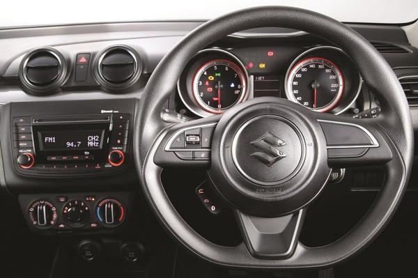 Suzuki Swift third generation in South Africa