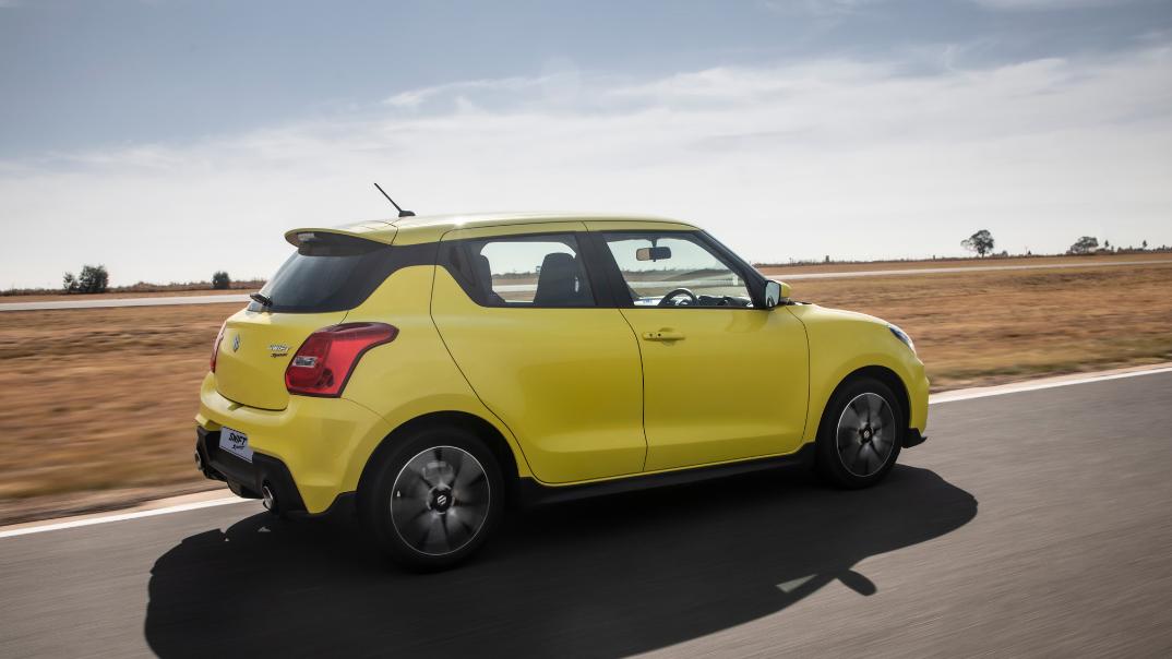 2019 Suzuki Sport