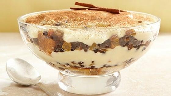 Milk Tart Trifle