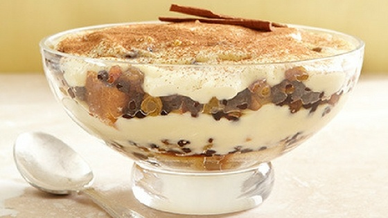 Milk Tart Trifle