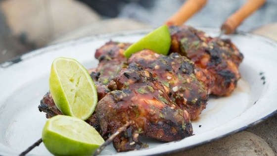 Justin Bonellos Spicey Chicken Wings Recipe