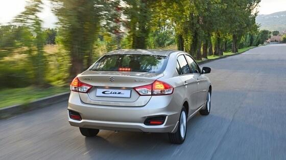 Suzuki Ciaz (2016 model): The car review [video]