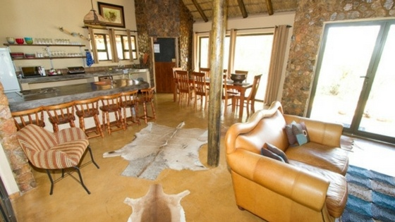 Mabalingwe Nature reserve is a great spot for a family retreat