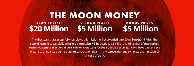 Suzuki is going to the moon!