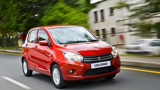 Suzuki Celerio wins Budget Car of the Year