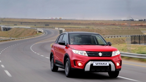 Suzuki Vitara wins Compact Family Car of the Year