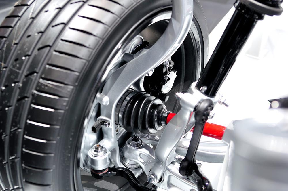 Suspension system | Suzuki Auto South Africa