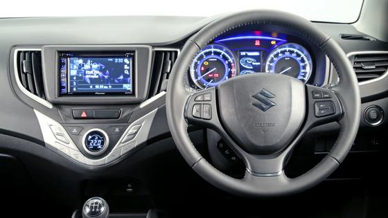 Suzuki Baleno interior