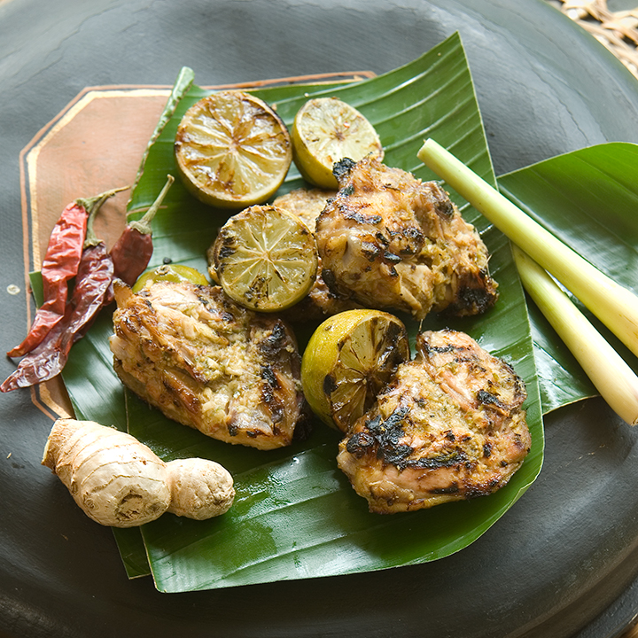 Chicken-thighs-with-lime-juice-and-ginger