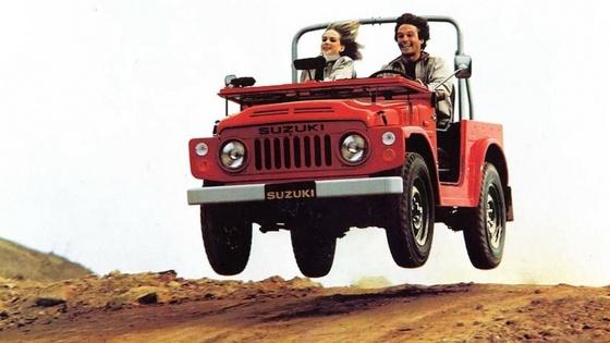Suzuki Jimny 1982 LJ80