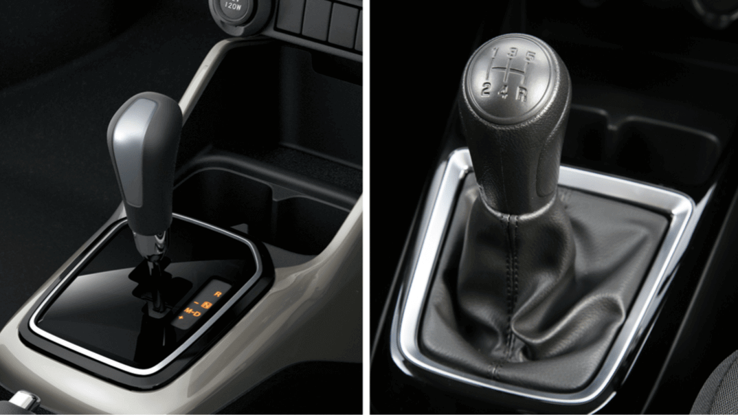 Automatic gearbox versus Manual Gearbox - what's the difference?