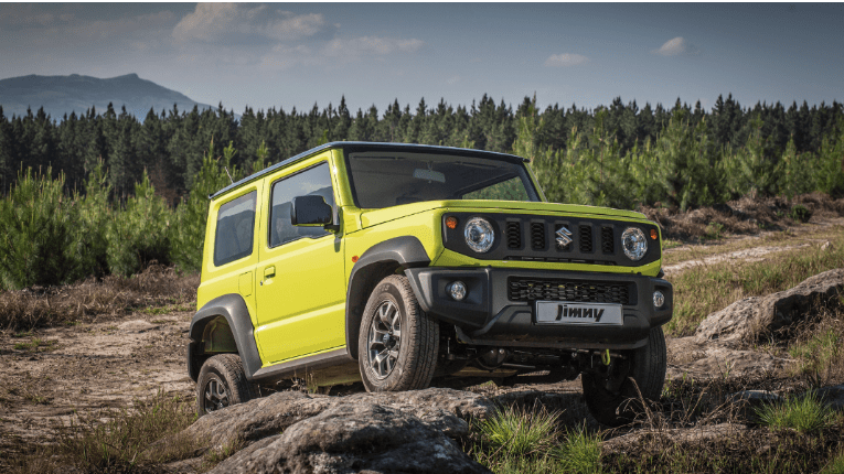 Why you should buy a Suzuki Jimny now. . . and keep it as long as you can