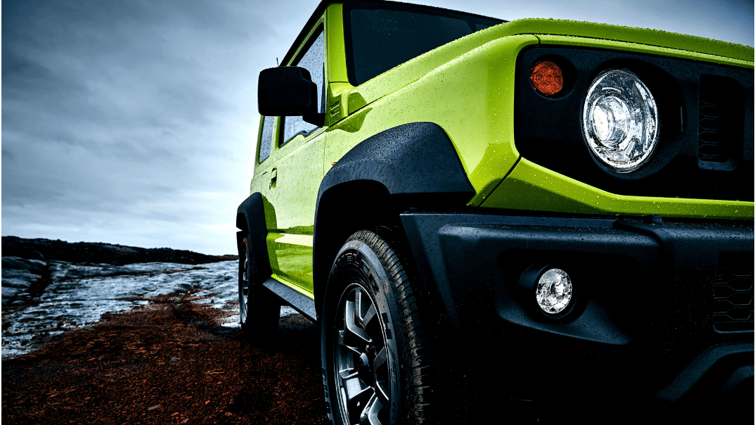 Suzuki Jimny in South Africa