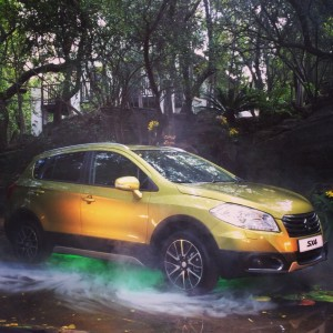 The Reveal of the New SX4