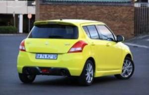 This month's road test - Suzuki Swift Sport