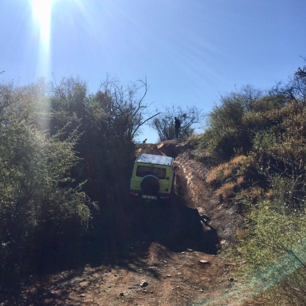 Jimny_ Our favourite hiking trails around Gauteng (and play a game of Spot the Suzuki!)