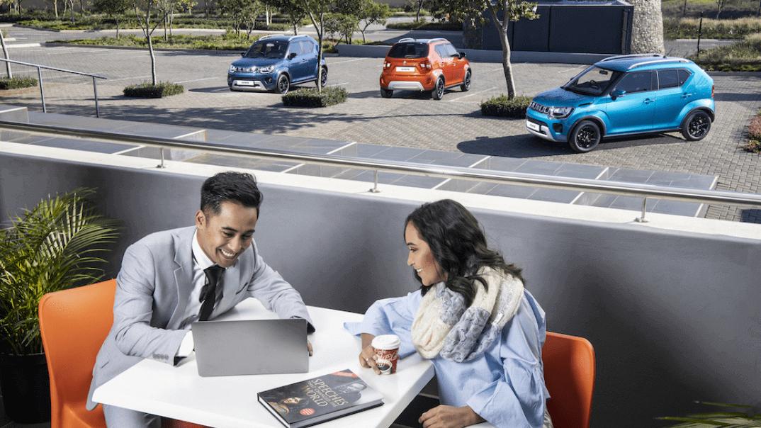 Lifestyle Suzuki Ignis