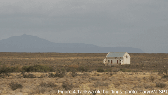 Tankwa old buildings | Suzuki Epic Road Trip