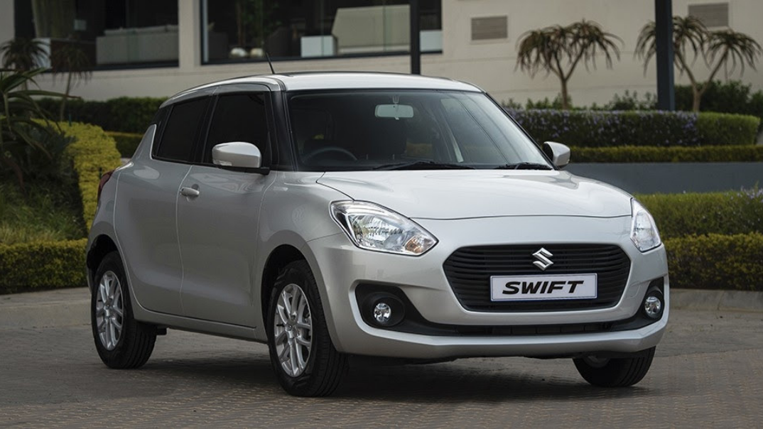Suzuki Swift now available with touch screen entertainment system