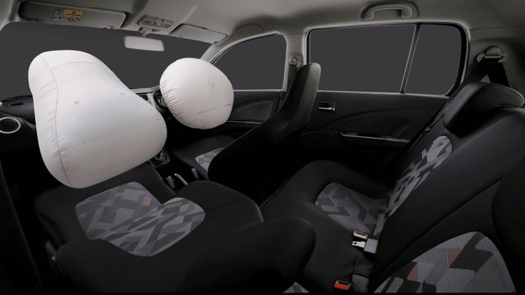 Pasisive safety _ Suzuki Celerio