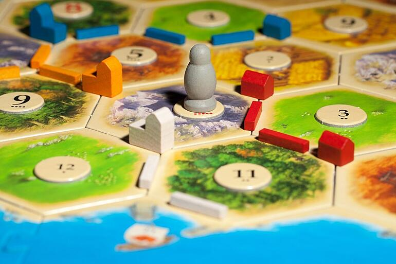 Settlers of catan | Road trip games (for teens and adults)