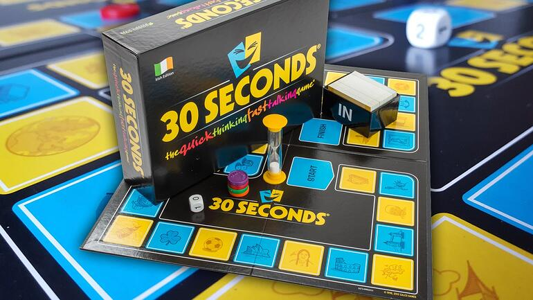 30 seconds | Road trip games (for teens and adults)