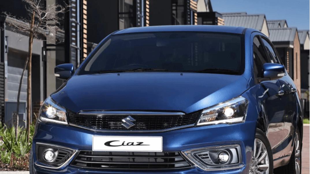 Suzuki Ciaz a stylish and elegant sedan