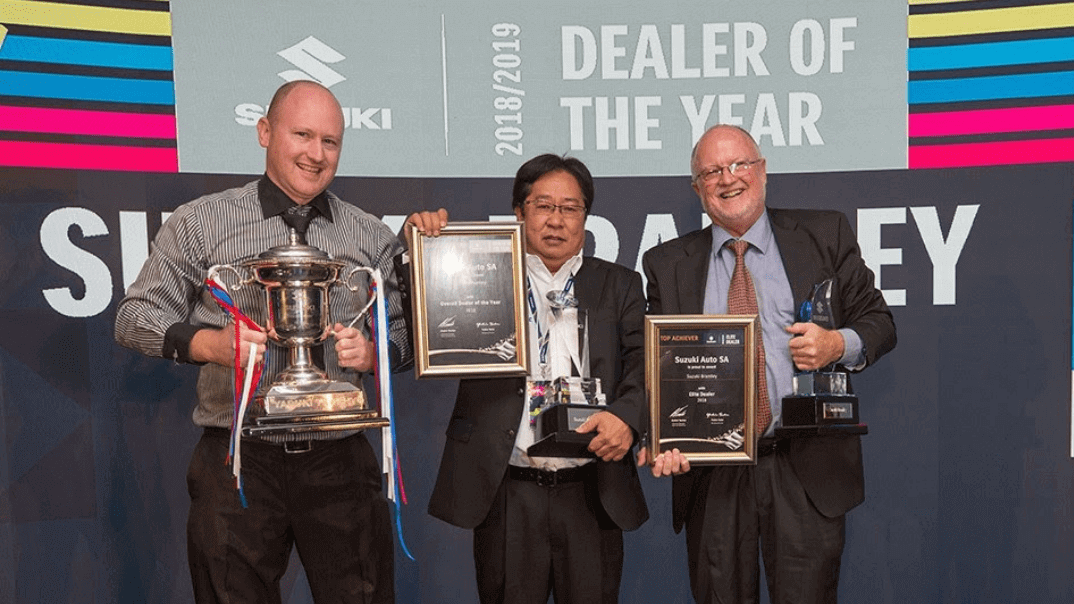 Suzuki Dealer of the Year
