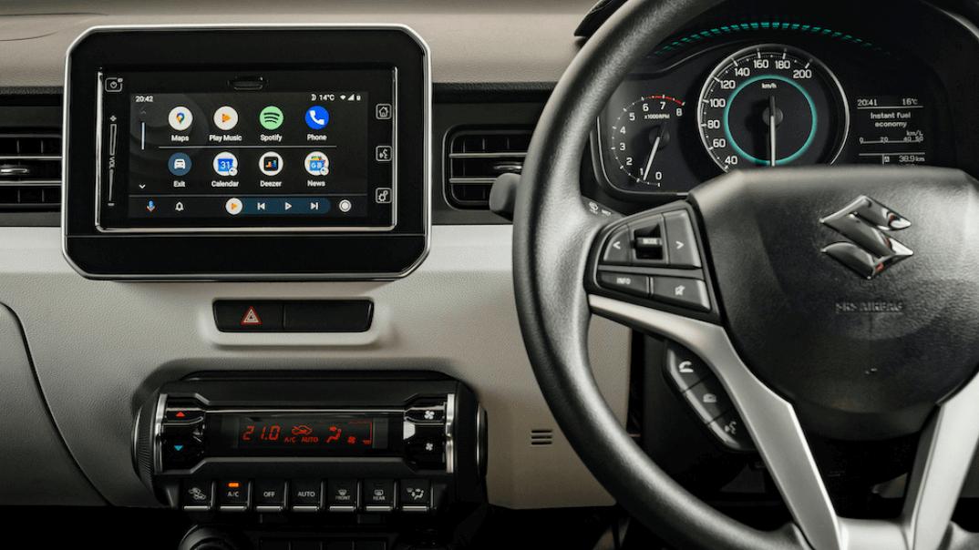 Suzuki Ignis 2020 Interior