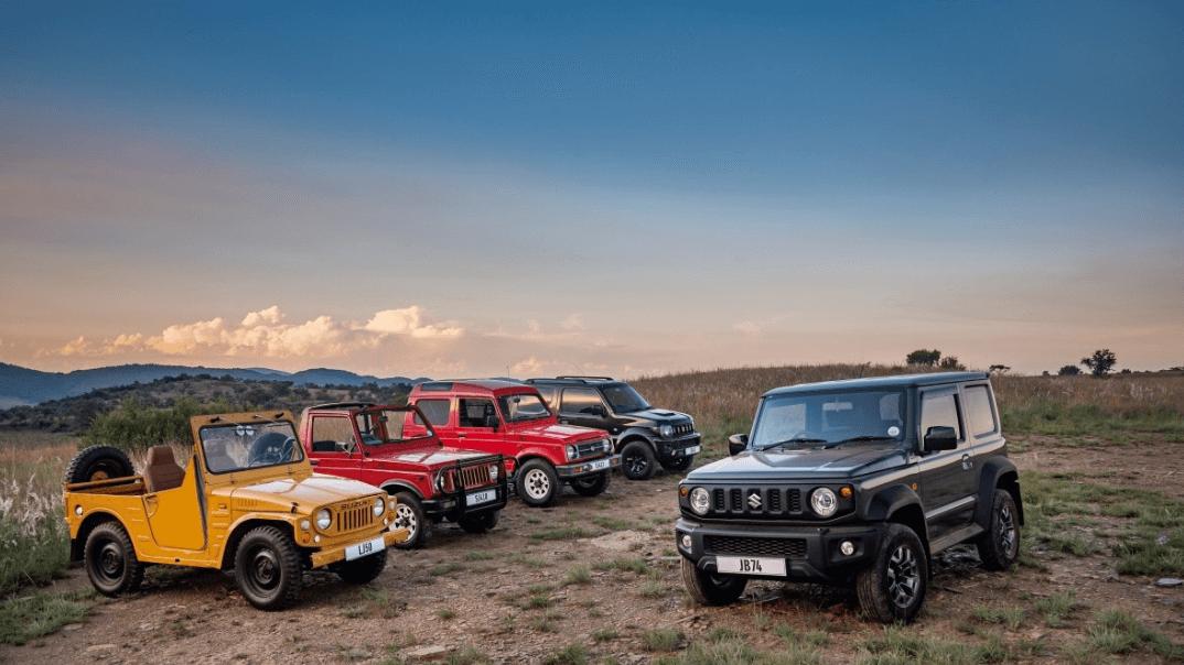 Suzuki Increases Jimny production