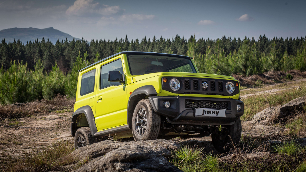 Suzuki Jimny - Green