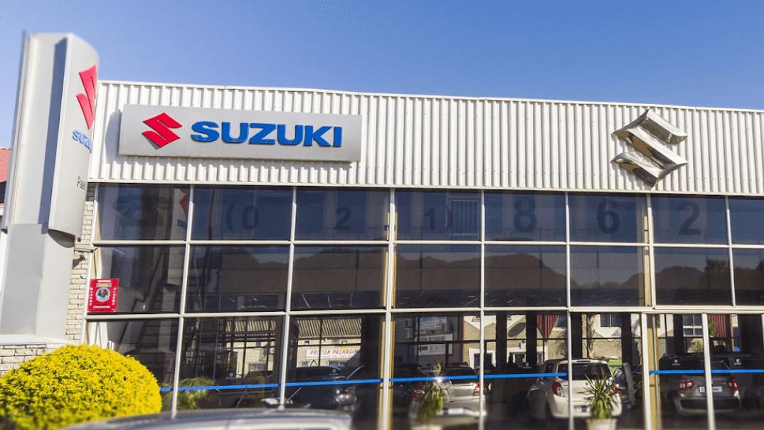 Suzuki Paarl Dealership inside Blog