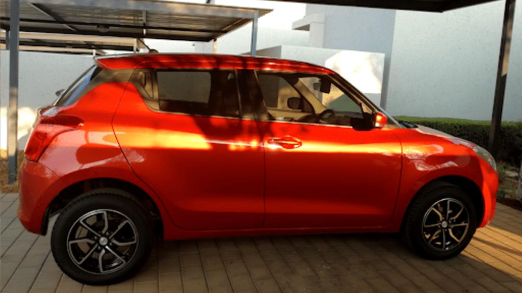 Suzuki Swift  and how Suzuki design small cars are all part of the Suzuki innovation story