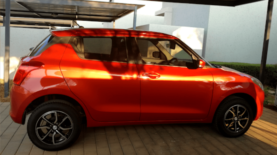 Why a Suzuki Swift driver absolutely loves her Suzuki Swift