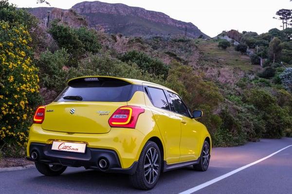 Suzuki Swift Sport Cars