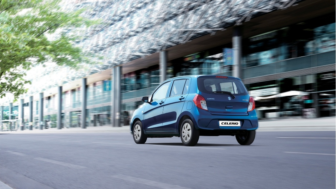 Suzuki Celerio Budget Hatchback reviews