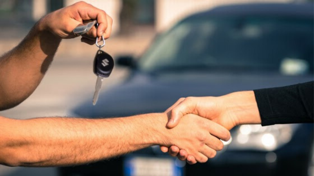 What to expect when you collect your new car