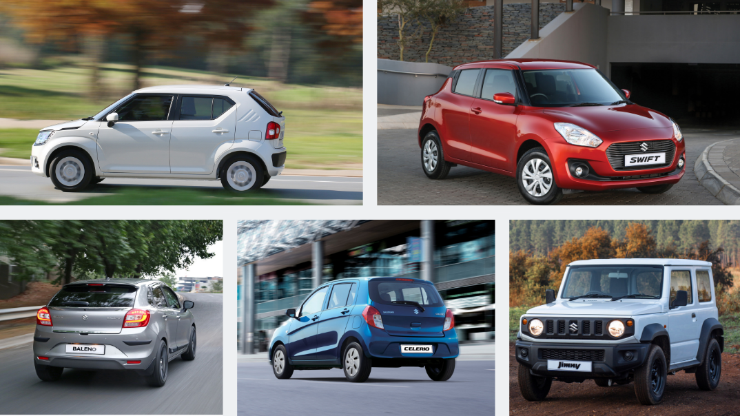 Which Suzuki is right for me