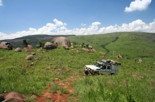 The best 4x4 trails in Southern Africa