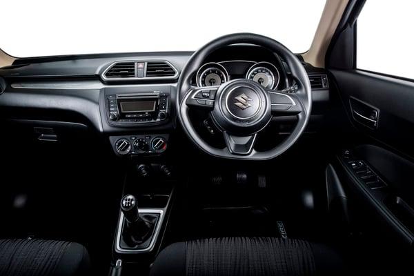 Suzuki safety features