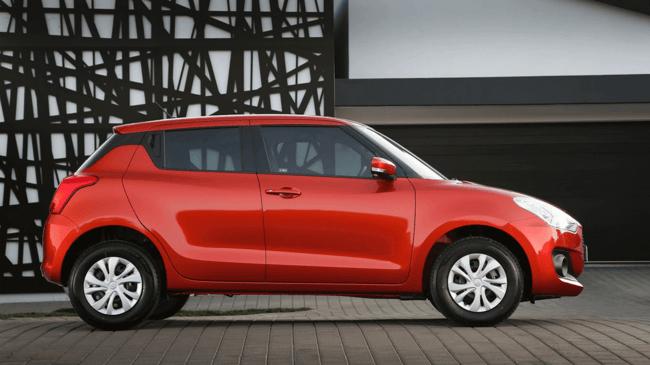 Suzuki Swift | Suzuki hatchback