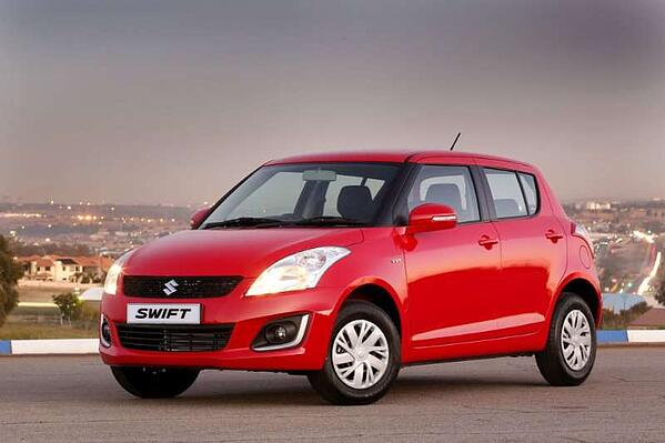 The evolution of the Suzuki Swift: Changing, but getting better with age
