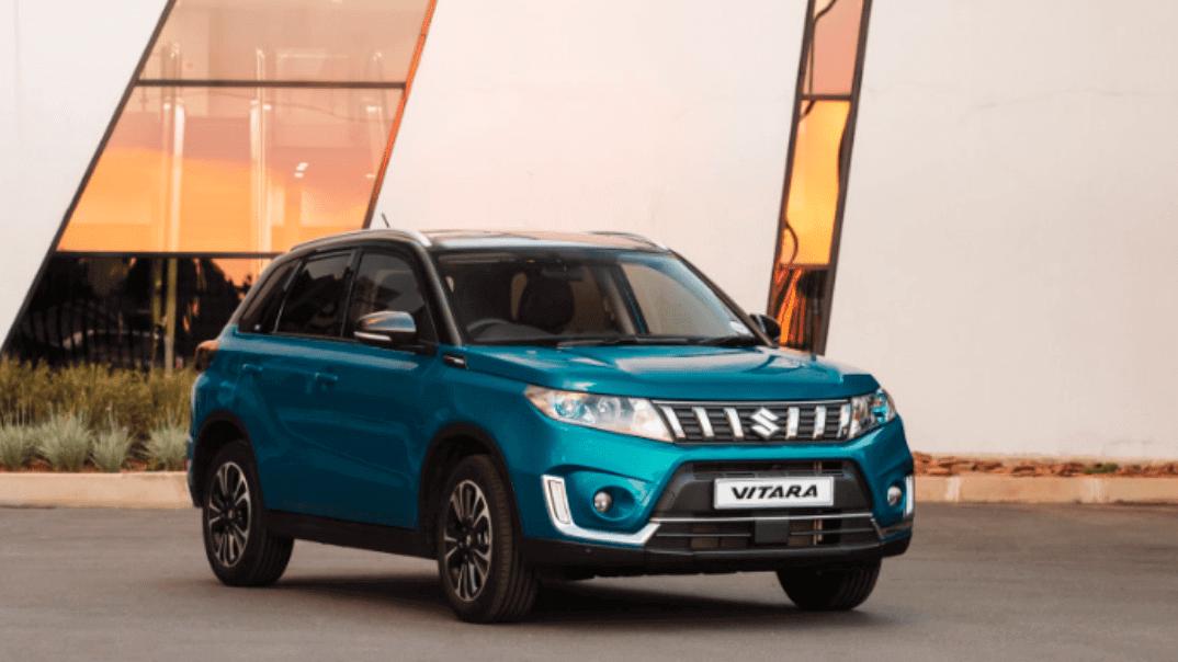 Suzuki Vitara upgraded for 2019 model year