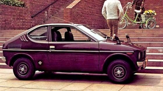 IGNIS: A mashup of four iconic Suzuki designs