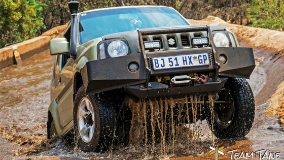 7 driving tips for your 4x4 [video]