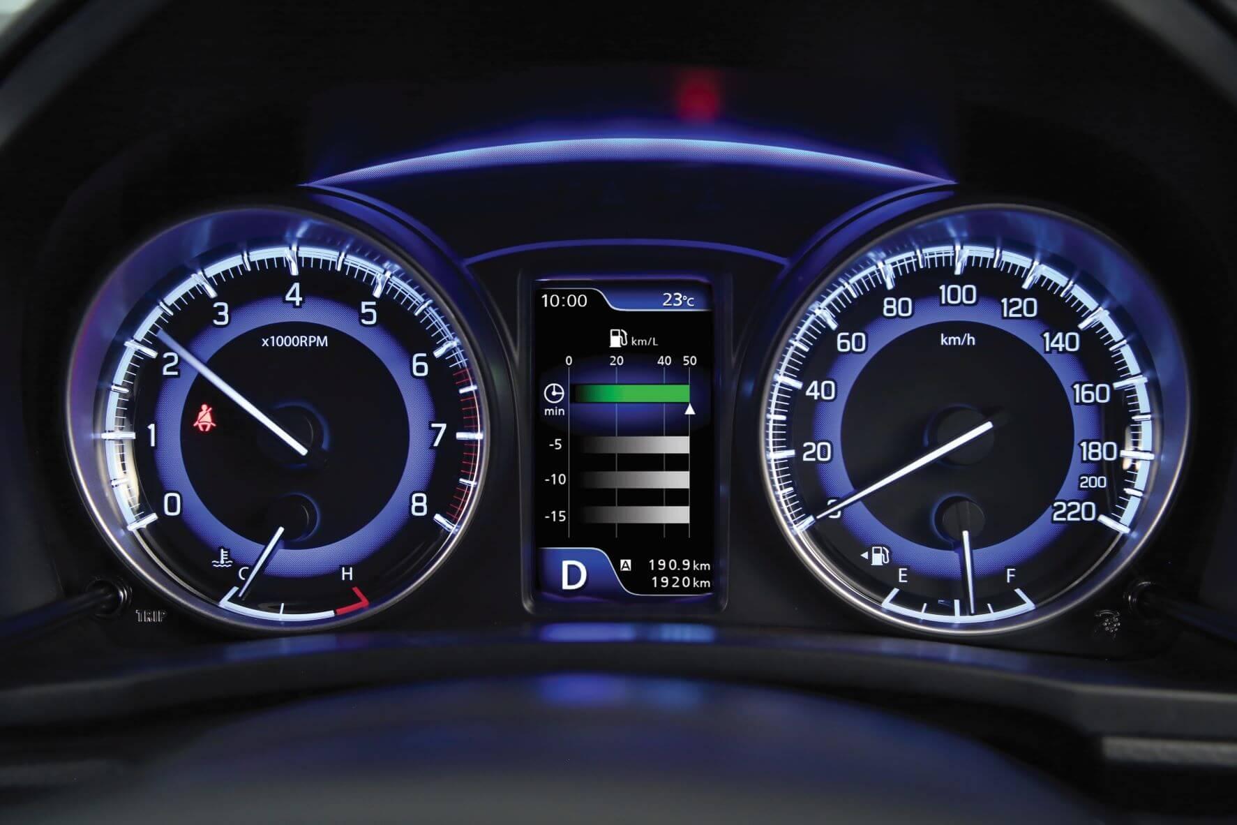 Fuel efficiency 101