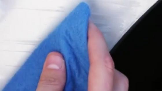 How to repair car scrapes [video]