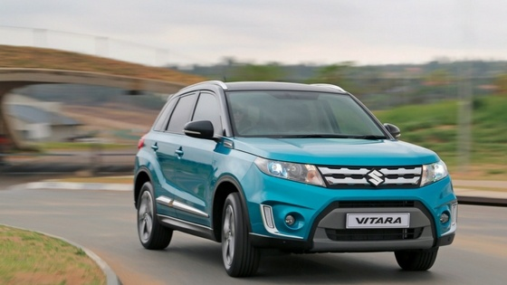 Suzuki Vitara review [video]