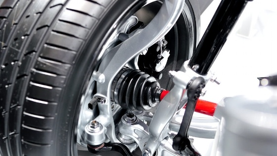 Car suspension: how low can you really go?